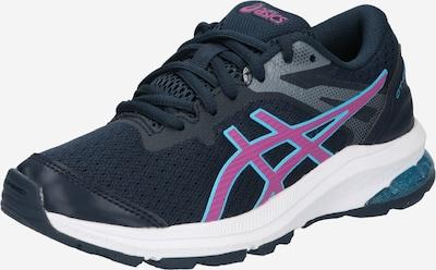 ASICS Sportovní boty - námořnická modř / tyrkysová / fialová, Produkt