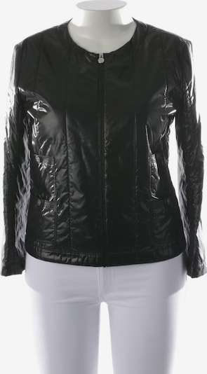CHANEL Übergangsjacke in XL in schwarz, Produktansicht