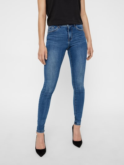 VERO MODA Jeans 'TANYA' in Blue denim, View model