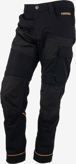 FORSBERG Hose in schwarz, Produktansicht