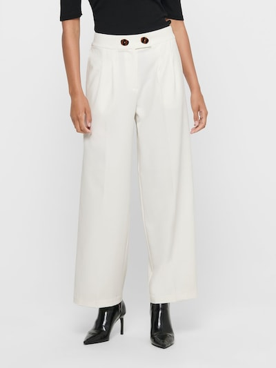 ONLY Hose in weiß, Modelansicht