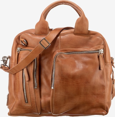 A.S.98 Handtasche in cognac, Produktansicht