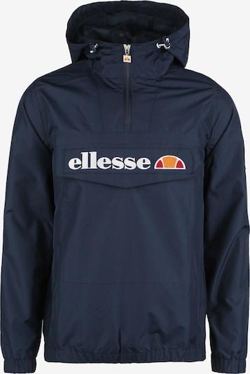 ELLESSE Jacke 'Mont 2' in navy / orange / hellrot / weiß, Produktansicht