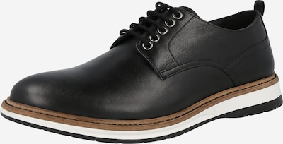 CLARKS Lace-Up Shoes 'Atticus' in Black, Item view
