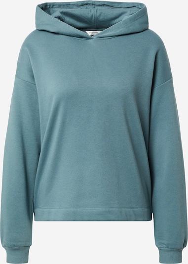 b.young Sweatshirt in petrol, Produktansicht