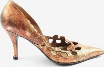 Ashley Brooke by heine Spitz-Pumps in 39 in bronze, Produktansicht
