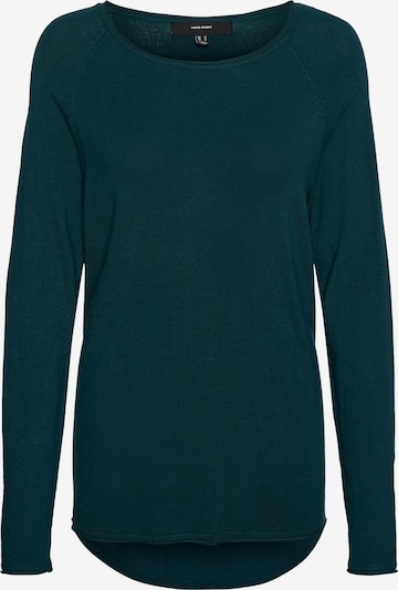 VERO MODA Pullover 'Nellie Glory' in dunkelgrün, Produktansicht