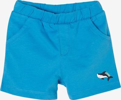 s.Oliver Leggings in de kleur Aqua / Donkerblauw / Wit, Productweergave