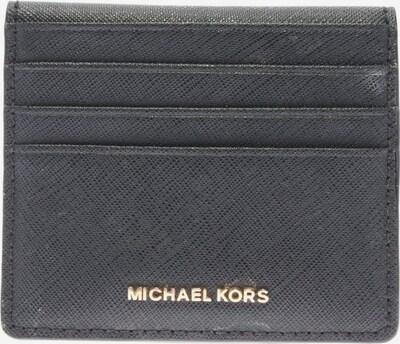 Michael Kors Kartenetui in One Size in gold / schwarz, Produktansicht