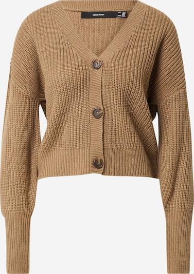 VERO MODA Knit Cardigan 'LEA' in Light brown, Item view