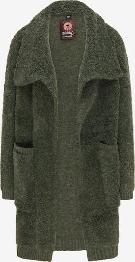 taddy Pletený kabátek - tmavě zelená, Produkt