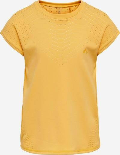 ONLY PLAY Funktionsshirt 'MIRAL' in gelb, Produktansicht