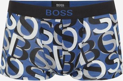 BOSS Casual Calzoncillo boxer en azul / negro / blanco, Vista del producto