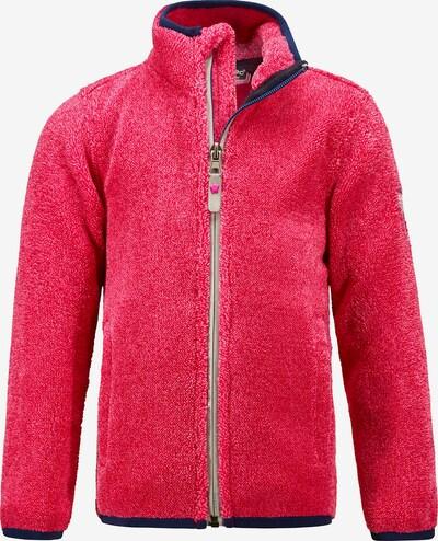 KILLTEC Fleecejacke 'TWINKLY' in pink, Produktansicht