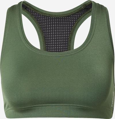 Casall Soutien-gorge de sport en vert, Vue avec produit