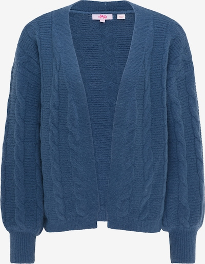 MYMO Gebreid vest in de kleur Donkerblauw, Productweergave