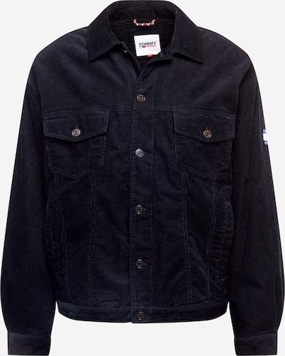 Geacă de primăvară-toamnă Tommy Jeans pe negru, Vizualizare produs