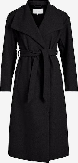 VILA Between-Seasons Coat in Black, Item view