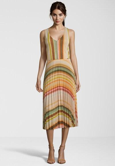 CINQUE Plissee-Kleid CIFALDA in mischfarben, Modelansicht