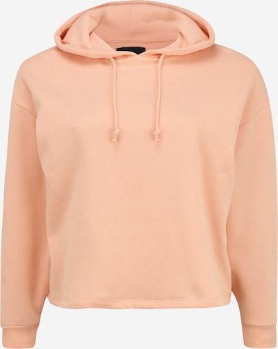 PIECES (Curve) Sweatshirt 'CHILLI' in Peach, Item view
