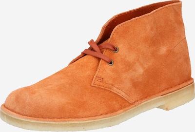 Clarks Originals Chukka Boots 'Desert' en orange, Vue avec produit