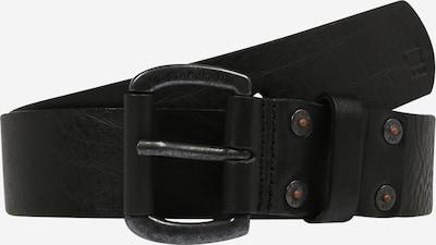 G-Star RAW Ceinture 'Dast' en noir, Vue avec produit