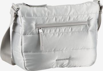 MANDARINA DUCK Umhängetasche ' Cocoon ' in Weiß