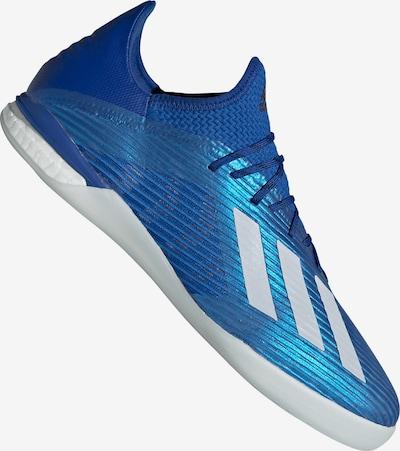 ADIDAS PERFORMANCE Fußballschuh in blau / weiß, Produktansicht