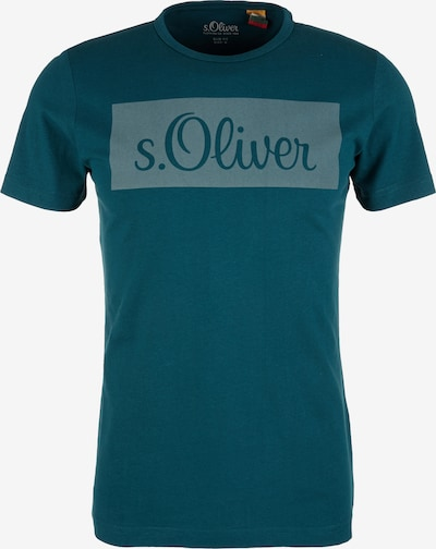 s.Oliver T-Krekls pieejami opālisks / degvielas krāsas, Preces skats