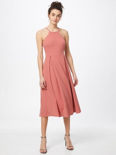 WAL G. Kleid in pink, Modelansicht