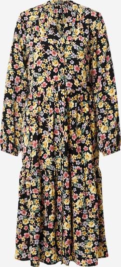 Rut & Circle Kleid 'ZANDRA' in hellbraun / gelb / helllila / hellpink / schwarz, Produktansicht