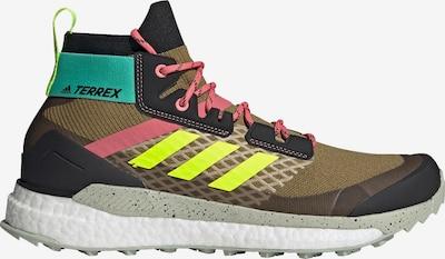 adidas Terrex Wanderschuh in mischfarben, Produktansicht