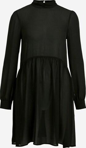 Robe-chemise 'Saffa' VILA en noir