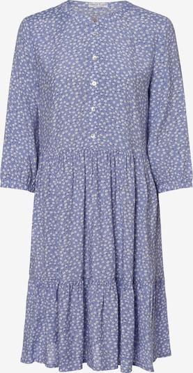Marie Lund Kleid in hellblau / gelb / weiß, Produktansicht