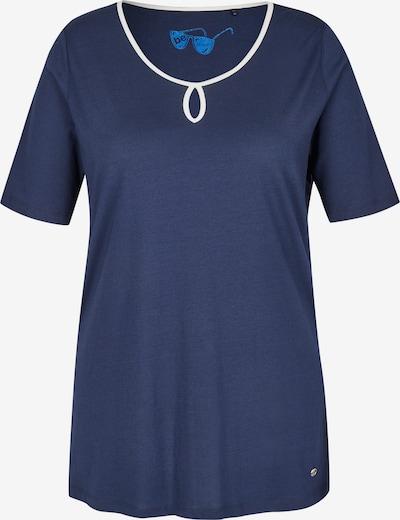 FRAPP T-Shirt in navy / weiß, Produktansicht