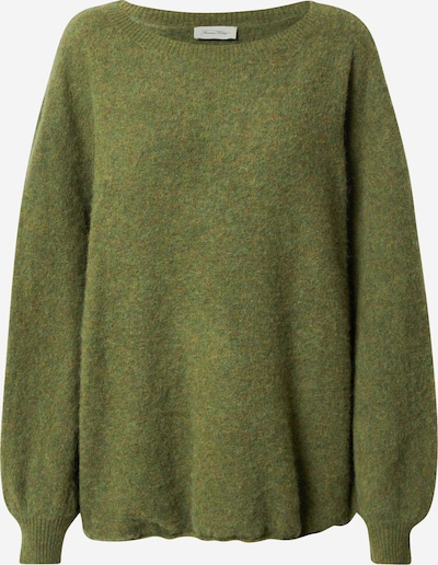 AMERICAN VINTAGE Pullover 'Nuasky' in khaki, Produktansicht