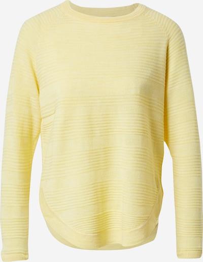 ONLY Jersey 'Caviar' en amarillo pastel, Vista del producto