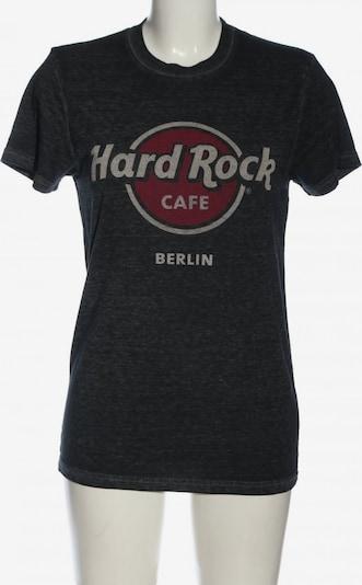 Hard Rock Cafe Print-Shirt in S in rot / schwarz / weiß, Produktansicht