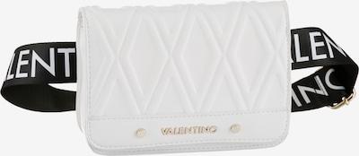 Valentino Bags Torbica za okrog pasu 'PEPA' | črna / bela barva, Prikaz izdelka
