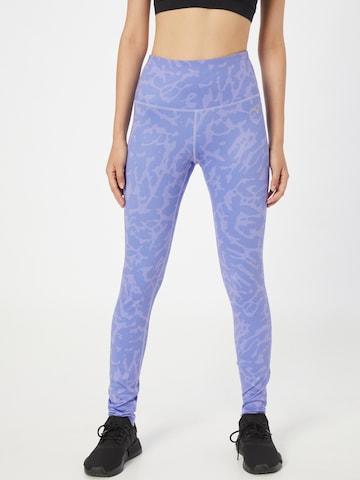 Pantalon de sport MIZUNO en violet
