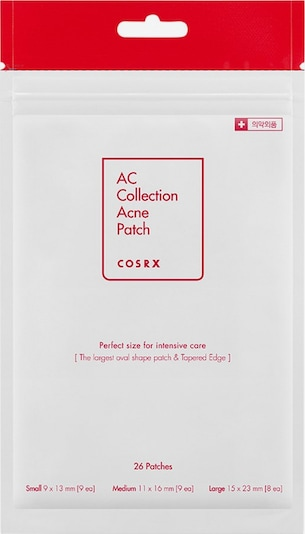 COSRX Mask 'AC Collection Acne Patch' in White, Item view