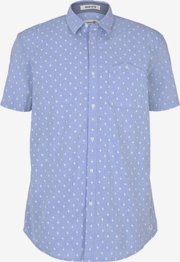 TOM TAILOR DENIM Košile - kouřově modrá / bílá, Produkt