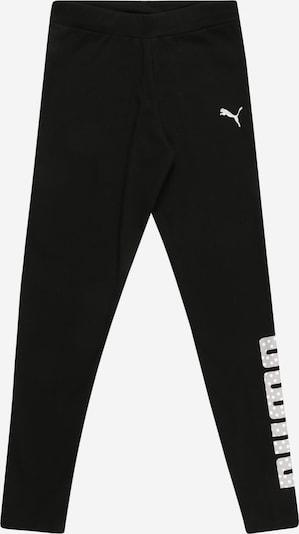 PUMA Leggings in Black / White, Item view