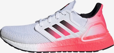 ADIDAS PERFORMANCE Loopschoen 'Ultraboost 20' in de kleur Pink / Zwart / Wit, Productweergave