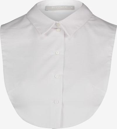 Betty & Co Accessoires mit Kragen in weiß, Produktansicht