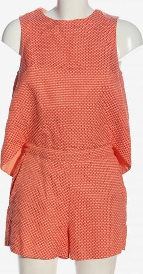 Traffic People Kurzer Jumpsuit in S in creme / pink, Produktansicht