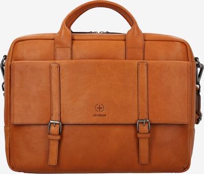 STRELLSON Porte-documents en marron, Vue avec produit