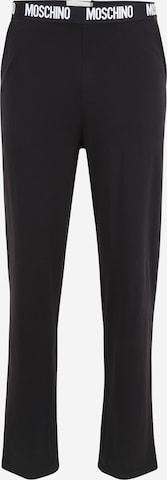Moschino Underwear Pyjamasbyxa i svart