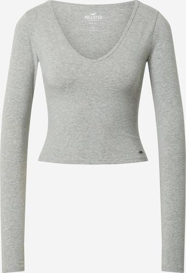 HOLLISTER Shirt in grau, Produktansicht