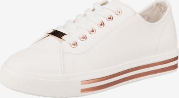 Lynfield Sneaker in Weiß